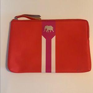 Handbags - Stella and dot elephant clutch